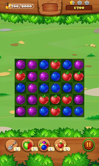 Juice jelly fruits blast скриншот 2