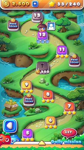 Juice splash screenshot 1
