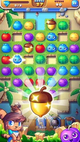 Juice splash screenshot 2