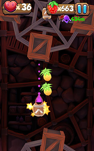 Download Juicy jelly barrel blast Android free game.