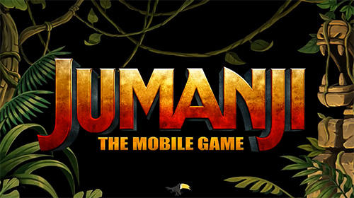 Jumanji: The mobile game poster