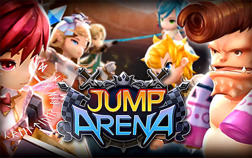 Jump arena: PvP online battle обложка