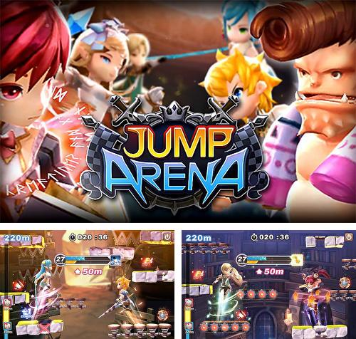 Jump arena: PvP online battle