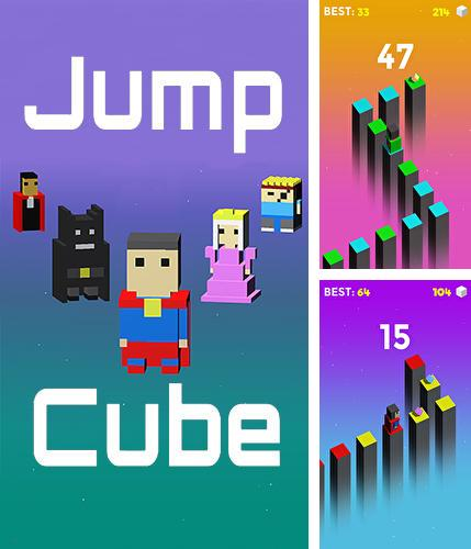 In addition to the game Restaurant story: Founders for Android phones and tablets, you can also download Jump cube for free.