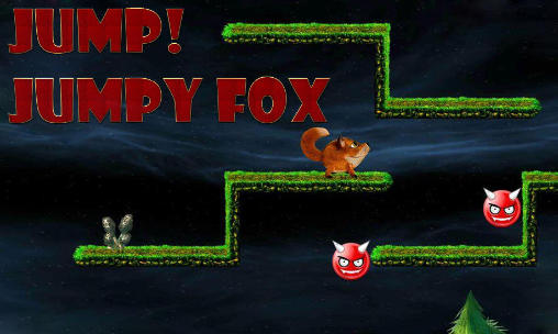 Jump! Jumpy fox poster