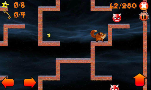 Jump! Jumpy fox screenshot 5