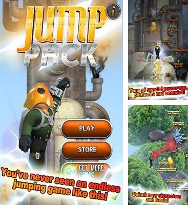 In addition to the game Bocce Ball for Android phones and tablets, you can also download Jump Pack Best for free.