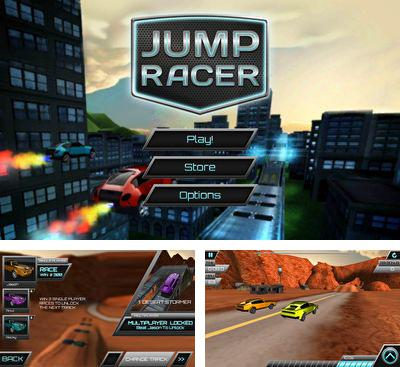 In addition to the game Caveman Run for Android phones and tablets, you can also download Jump Racer for free.