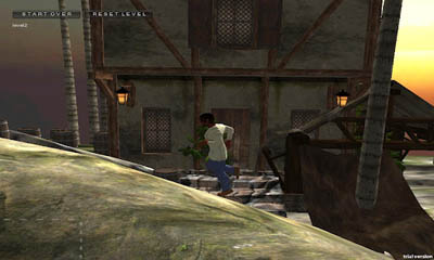 Jumper 3D screenshot 2
