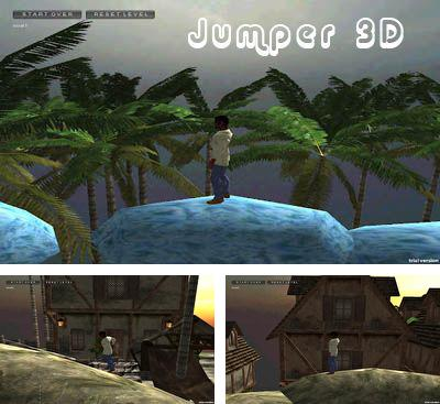 In addition to the game Amazing Maze 3D Deluxe for Android phones and tablets, you can also download Jumper 3D for free.