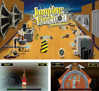In addition to the game CheeseMan for Android phones and tablets, you can also download Jumping Electron for free.
