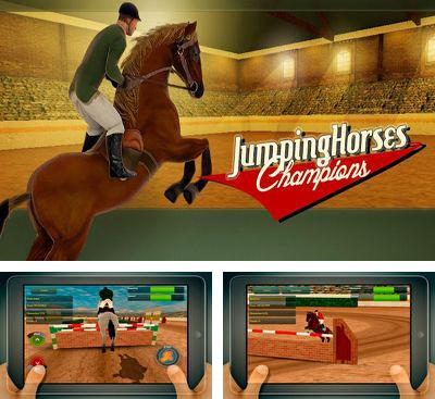In addition to the game Horse world 3D: My riding horse for Android phones and tablets, you can also download Jumping Horses Champions for free.
