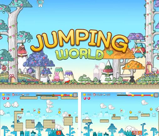 In addition to the game Disney. The jungle book: Mowgli's run for Android phones and tablets, you can also download Jumping world for free.