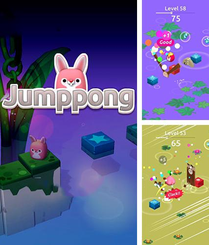 Jumppong: The cutest jumper