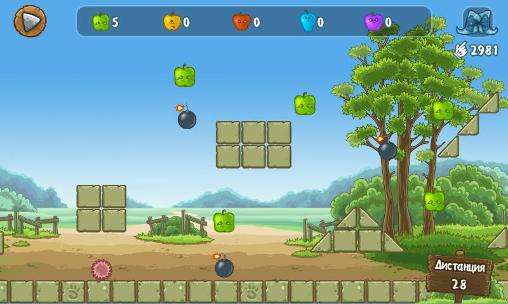Jogue Jumpy hedgehog: Running game para Android. Jogo Jumpy hedgehog: Running game para download gratuito.