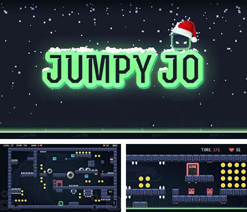 In addition to the game Pixel knight for Android phones and tablets, you can also download Jumpy Jo for free.