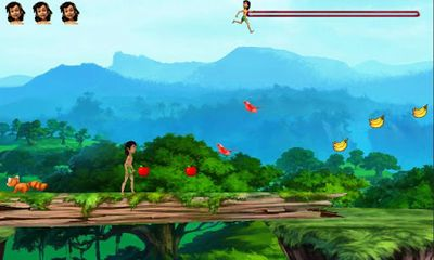 Écrans de Jungle book - The Great Escape pour tablette et téléphone Android.