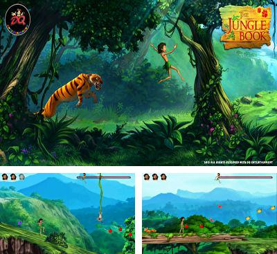 In addition to the game Disney. The jungle book: Mowgli's run for Android phones and tablets, you can also download Jungle book - The Great Escape for free.