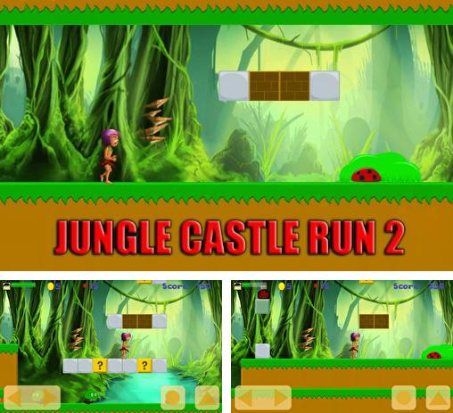 Jungle castle run 2