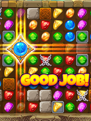 Jungle crush diamond für Android spielen. Spiel Dschungel Crush Diamanten kostenloser Download.