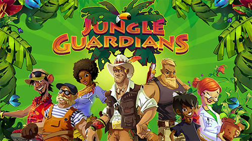 Jungle guardians poster