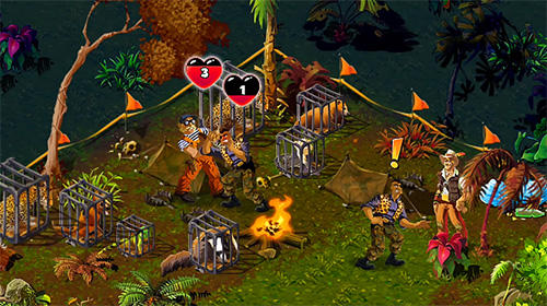 Jungle guardians screenshot 2