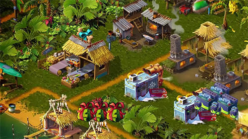 Jungle guardians screenshot 3