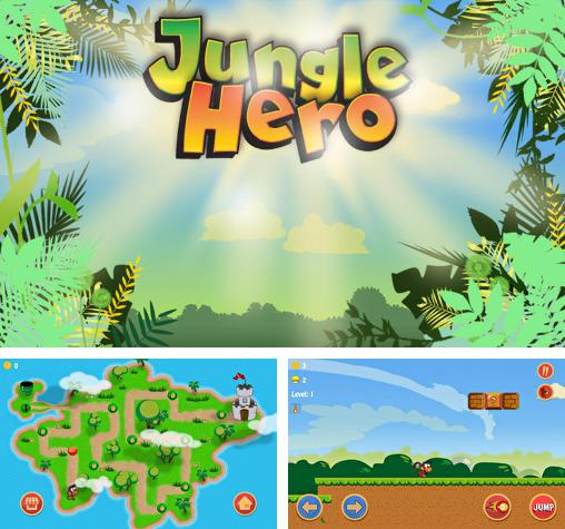 In addition to the game Zombie Dash for Android phones and tablets, you can also download Jungle hero for free.