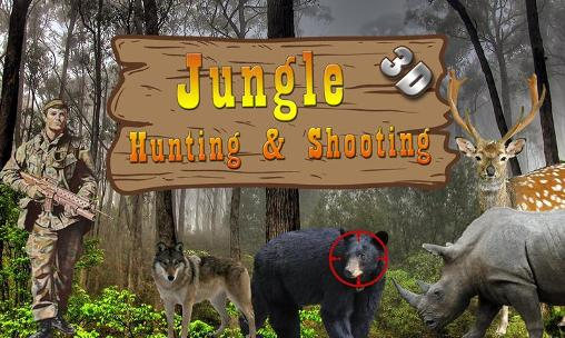 Jungle: Hunting and shooting 3D обложка