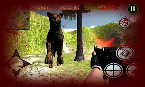 Jungle: Hunting and shooting 3D картинка из игры 3