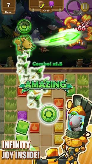 Jungle Legend Game