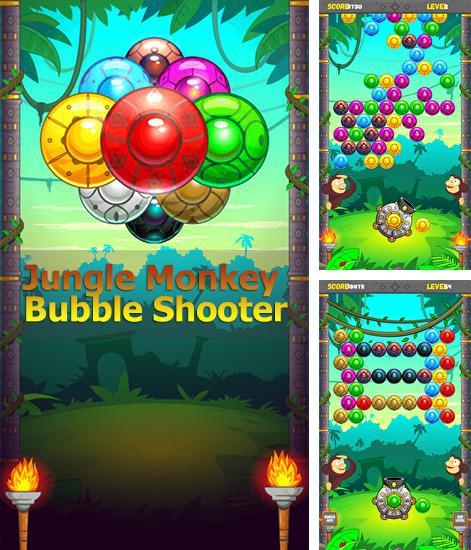 Descargar Jungle Monkey Bubble Shooter Para Android Gratis El Juego