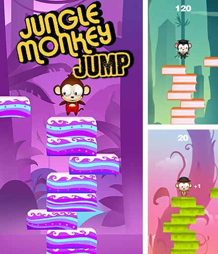 Jungle monkey jump by marble.lab