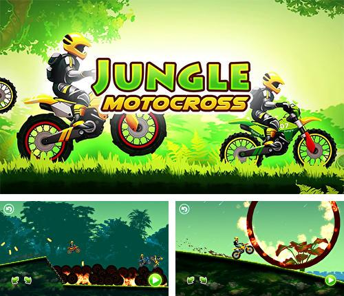 Jungle motocross kids racing