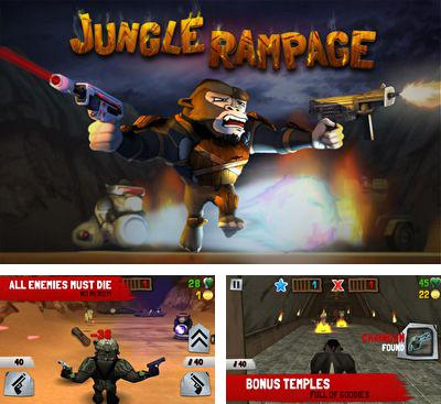 In addition to the game Trigger Down for Android phones and tablets, you can also download Jungle rampage for free.