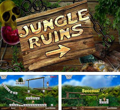 In addition to the game SushiChop for Android phones and tablets, you can also download Jungle Ruins HD for free.