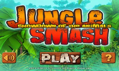 Jungle Smash poster