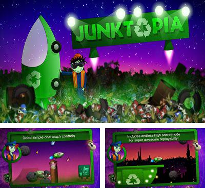 In addition to the game Tower Defense 3D - Fantasy for Android phones and tablets, you can also download Junktopia for free.
