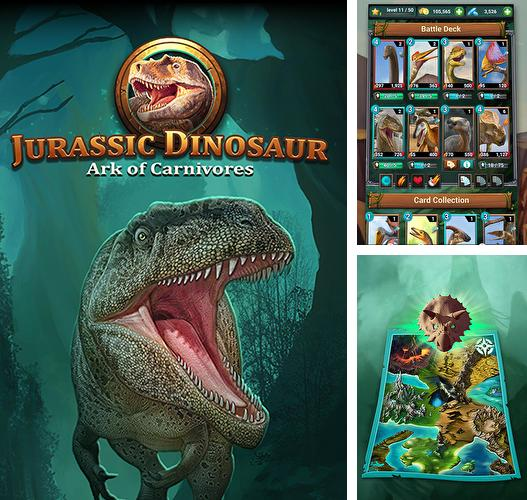 In addition to the game Mad dogs for Android phones and tablets, you can also download Jurassic dinosaur: Ark of carnivores for free.