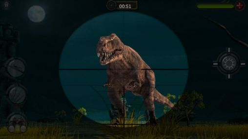 Jurassic hunt 3D screenshot 3