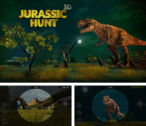 In addition to the game Night Ride for Android phones and tablets, you can also download Jurassic hunt 3D for free.