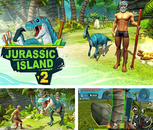 Jurassic island 2: Lost ark survival