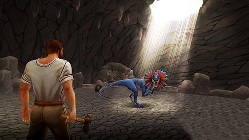 Jurassic survival island: Ark 2 evolve screenshot 4