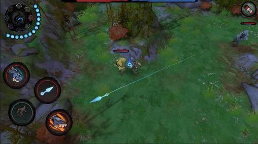 Screenshots von Jurojin: Immortal ninja für Android-Tablet, Smartphone.