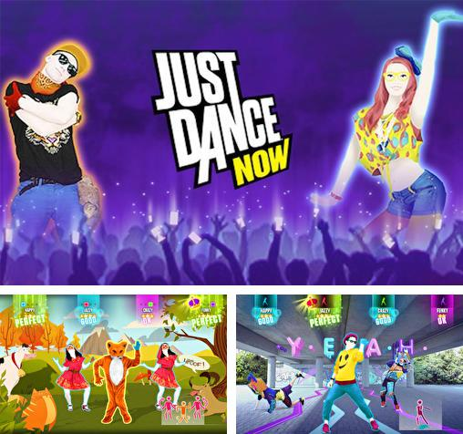 In addition to the game Dance Legend. Music Game for Android phones and tablets, you can also download Just dance now for free.