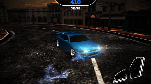 Kostenloses Android-Game Just Drift. Vollversion der Android-apk-App Hirschjäger: Die Just drift für Tablets und Telefone.