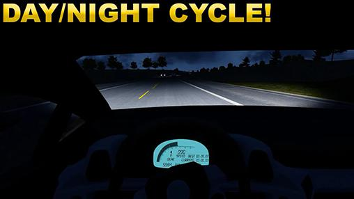 Just drive simulator screenshot 1