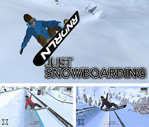 Zusätzlich zum Spiel Jallikattu für Android-Telefone und Tablets können Sie auch kostenlos Just snowboarding: Freestyle snowboard action, Just Snowboarding: Freestyle Snowboard Action herunterladen.