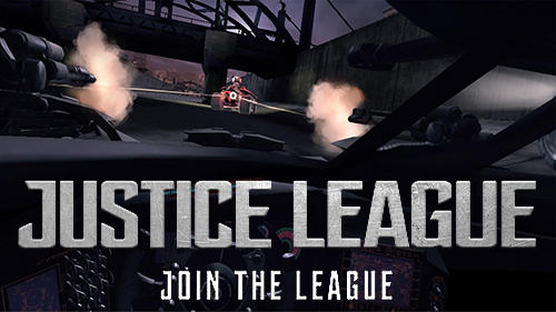 Justice league VR: Join the league