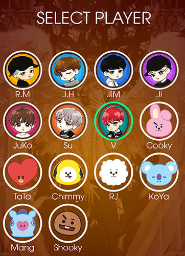Kostenloses Android-Game K-Pop Tanz-Songs: Musikalische Linie. Vollversion der Android-apk-App Hirschjäger: Die K-pop dancing songs: Music line free game für Tablets und Telefone.